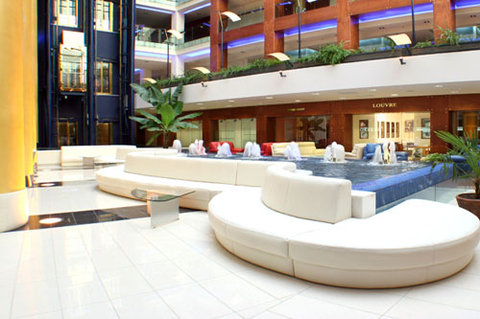 Golden Palace Hotel - Yerevan - Lobby view