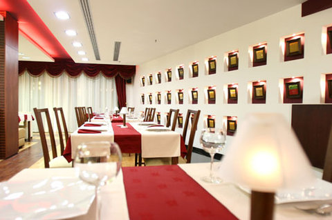 Golden Palace Hotel - Yerevan - Restaurant