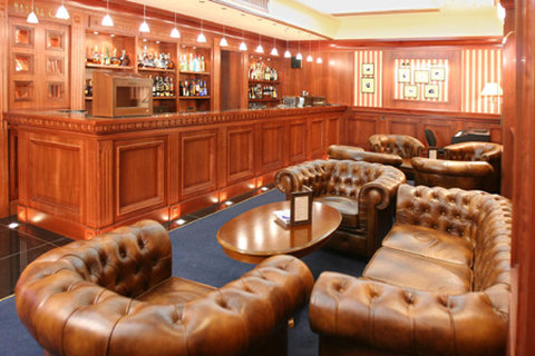 Golden Palace Hotel - Yerevan - Cigar Bar