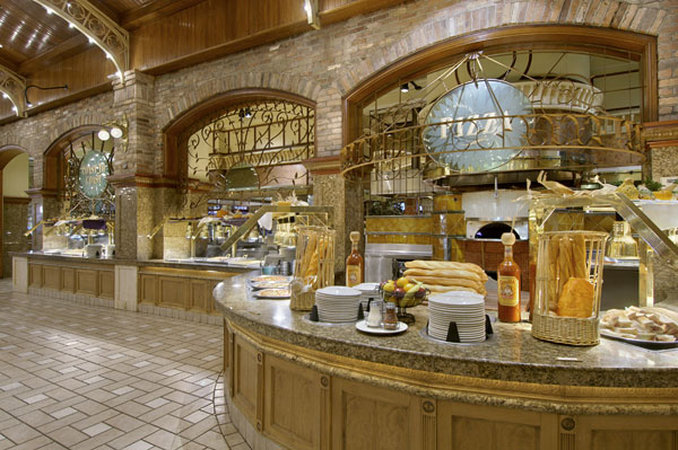 Main Street Station Hotel Gastronomy