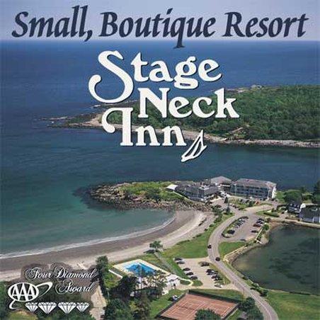 Stage Neck Inn - York Harbor, ME
