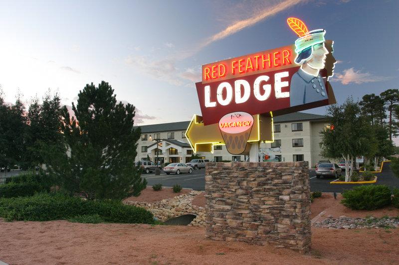 Red Feather Lodge - Tusayan, AZ