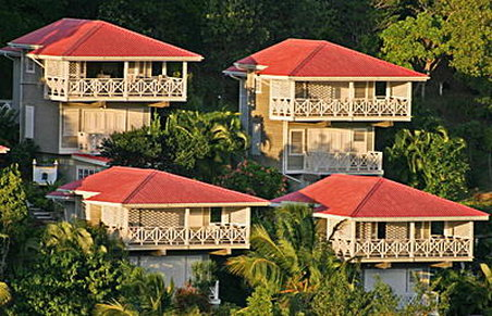 Oasis Marigot Club and Villas Vista esterna