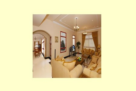 Ramee Suite 1 Hotel - Guest Lounge