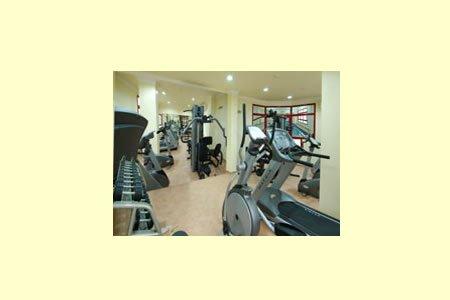 Ramee Suite 1 Hotel - Gym
