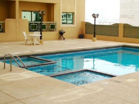 Ramee Suite 1 Hotel - Pool View