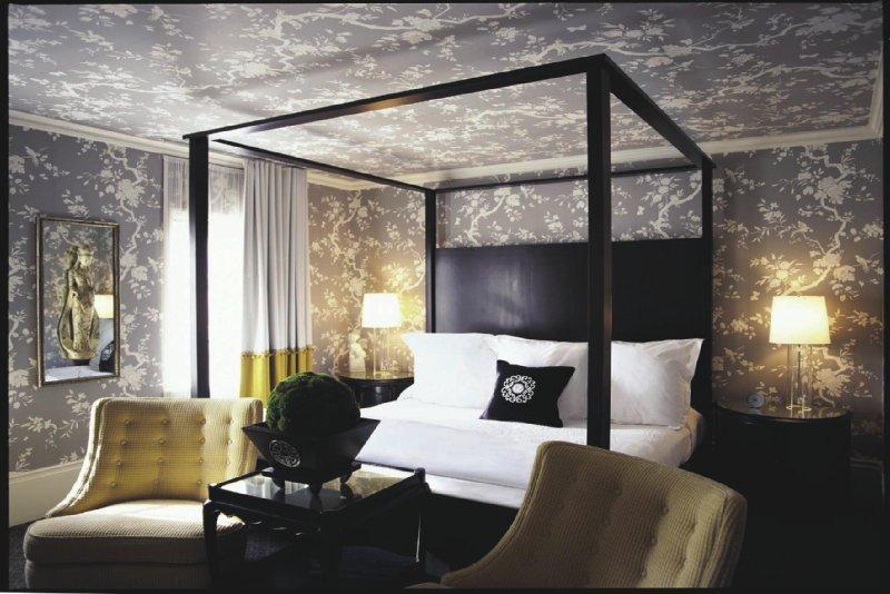 Maison 140 Beverly Hills Odanın görünümü
