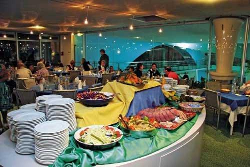 Les Jardins de L Atlantique Gastronomie