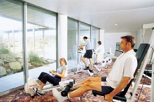 Les Jardins de L Atlantique Fitness Club