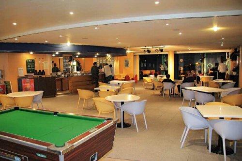Les Jardins de L Atlantique Bar/Lounge