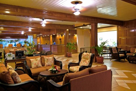 St. James Club All Inclusive Hotel - Lobby View
