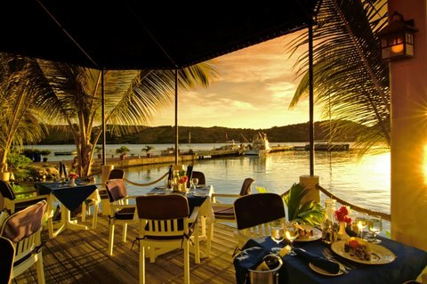 St. James Club All Inclusive Hotel - The Docksider Restaurant