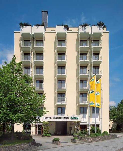 Gaestehaus Forum am Westkreuz Außenansicht