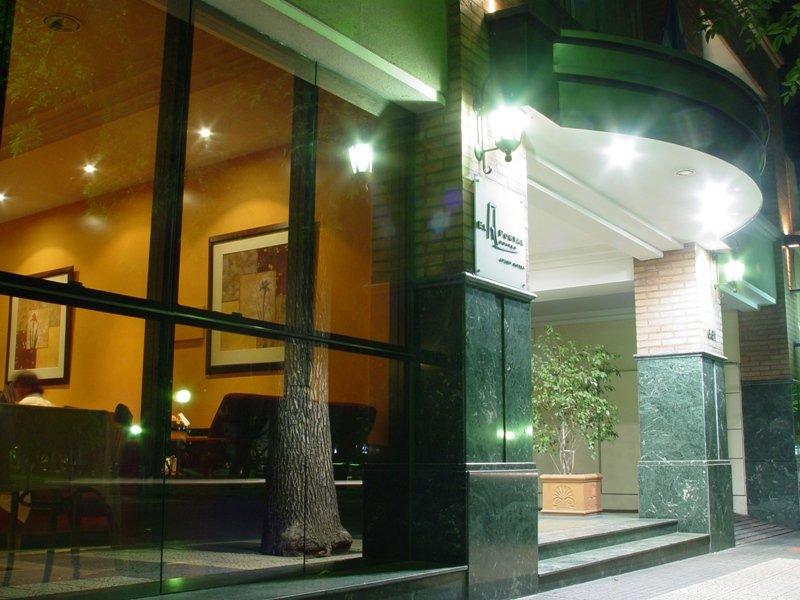 El Portal Suites Apart Hotel Exterior view