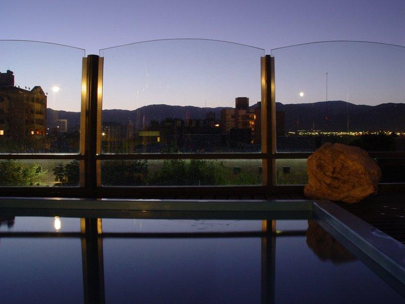 El Portal Suites Apart Hotel View of pool