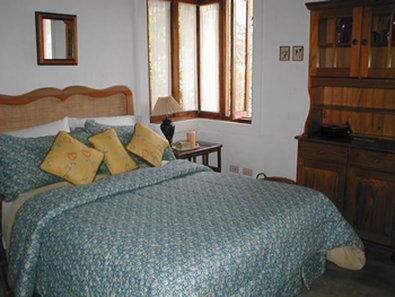 Rancho Olivier Jarabacoa Vista de la habitación
