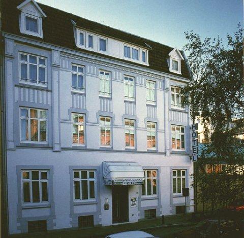 Hotel Stephan - Exterior view