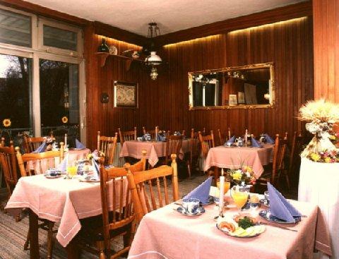 Hotel Stephan - Breakfastroom
