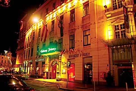 Erzherzog Johann Palais Hotel - Exterior view