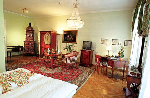 Erzherzog Johann Palais Hotel - Guest room