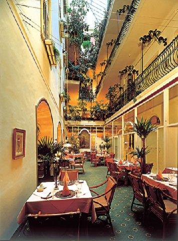 Erzherzog Johann Palais Hotel - Restaurant