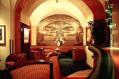 Erzherzog Johann Palais Hotel - Bar Lounge