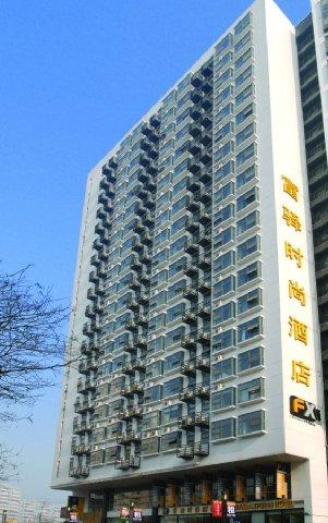 FX Hotel Zhongguancun - Exterior view