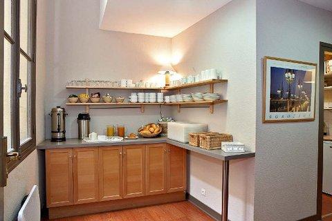 Hotel Gambetta - Breakfastbuffet