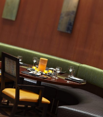 Renaissance Concourse Atlanta Airport Hotel - Concorde Grill Restaurant