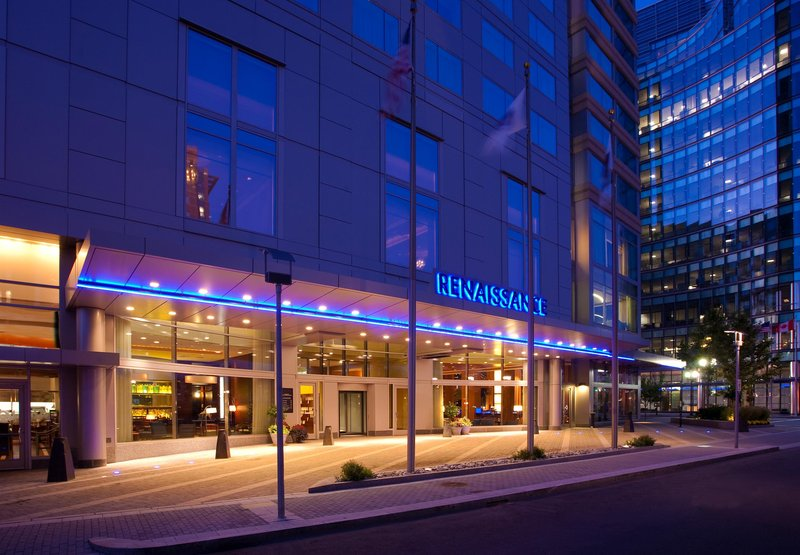 Renaissance Boston Waterfront Hotel Exterior view