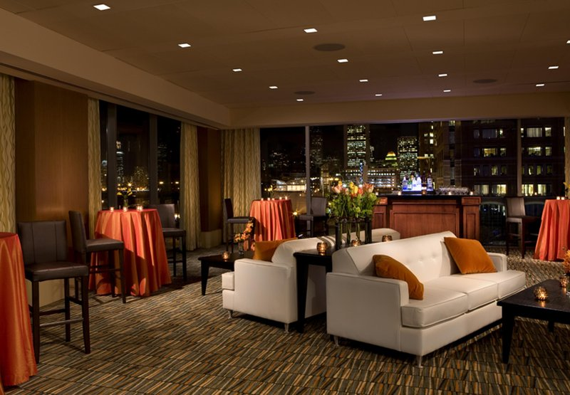 Renaissance Boston Waterfront Hotel Chambre