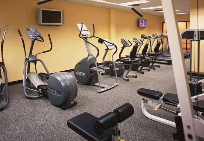 Renaissance Chicago North Shore Hotel Fitness club