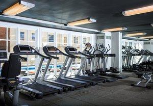 Fitness/ Exercise Room - Renaissance by Marriott Hotel Charleston
