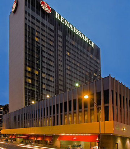 Renaissance Columbus Downtown Hotel