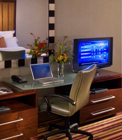 Renaissance Dallas Hotel - In-Room Technology