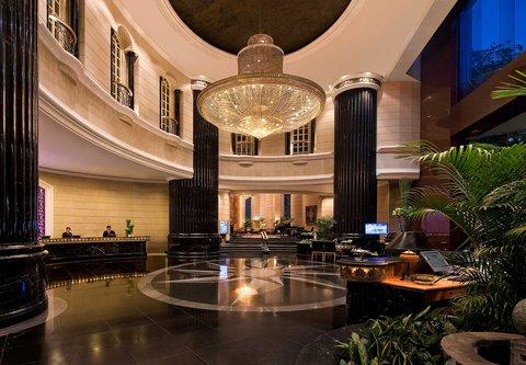Renaissance Kuala Lumpur Hotel - Main Lobby West Wing