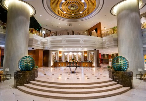 Renaissance Kuala Lumpur Hotel - Main Lobby East Wing