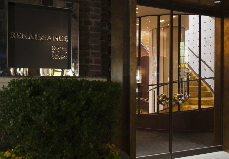 Renaissance New York Hotel 57 Außenansicht