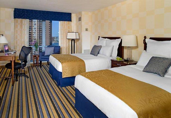 Renaissance Hotel Austin Room Service Menu