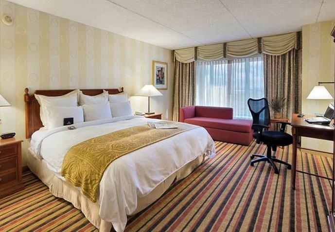 Renaissance Philadelphia Airport Hotel Huonenäkymä