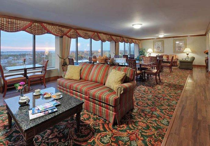 Renaissance Philadelphia Airport Hotel Baari/lounge