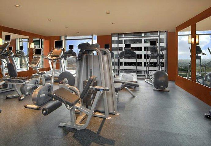 Renaissance Seattle Hotel Fitness-klubb