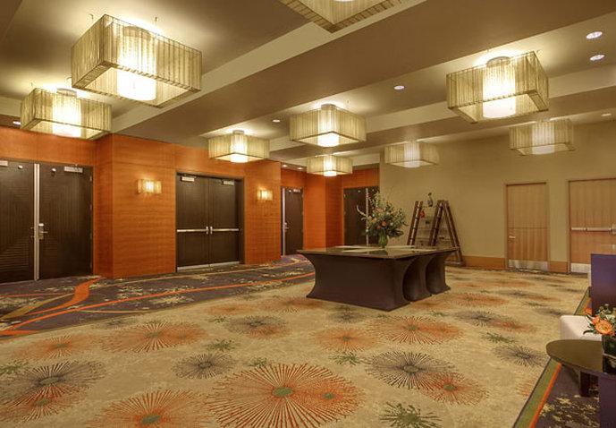 Renaissance Seattle Hotel BallRoom