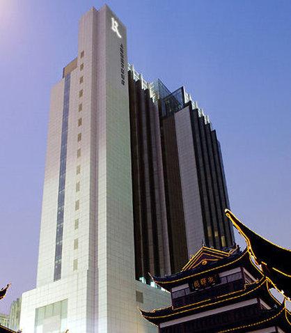 Renaissance Shanghai Yu Garden Hotel Vista exterior
