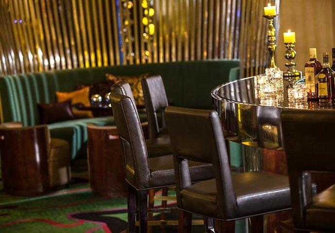 Renaissance Shanghai Yu Garden Hotel Bar/salón