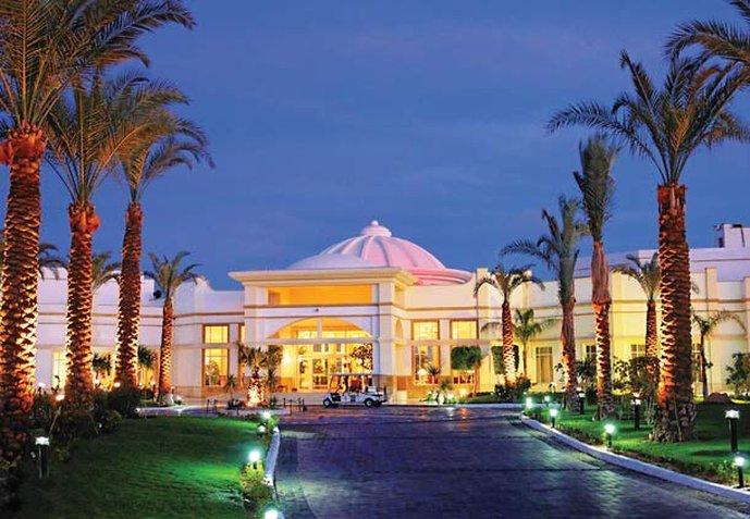 Renaissance Sharm El Sheikh Außenansicht