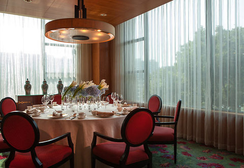 Renaissance Hotel Suzhou - Wan Li - Private Dining Room