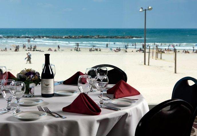 Renaissance Tel Aviv Hotel Gastronomia