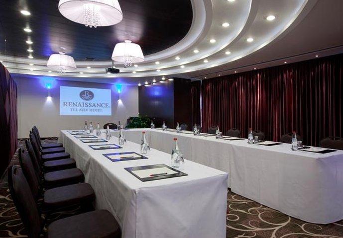 Renaissance Tel Aviv Hotel Sala de conferências