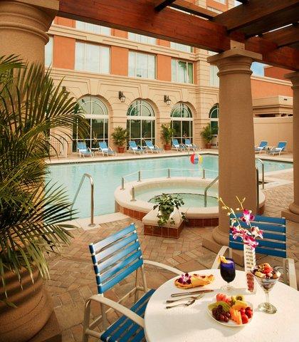 Renaissance Tampa International Plaza Hotel - Outdoor Pool